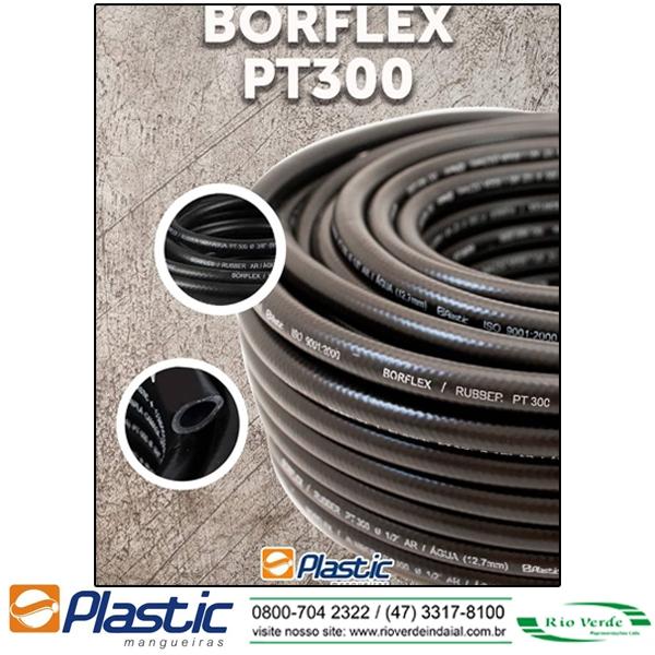 Mangueira Borflex PT300 - Plastic Mangueiras