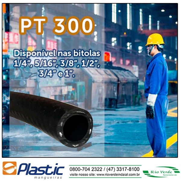 Mangueira PT 300 - Plastic Mangueiras