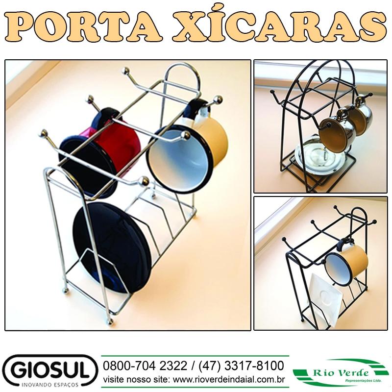 Porta Xícaras - Giosul Aramados