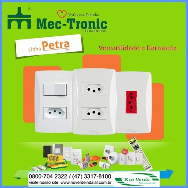 Linha Petra - Mectronic-Eletromar