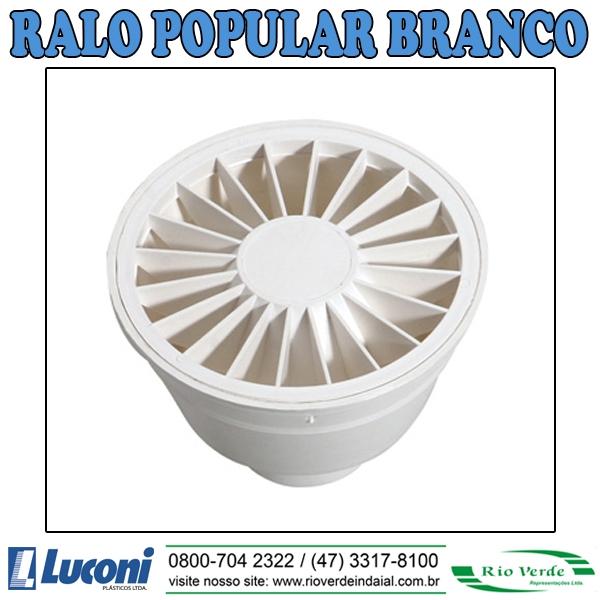 Ralo Popular - Plásticos Luconi