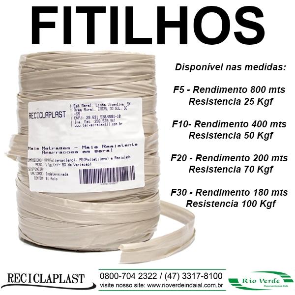 Fitilho - Reciclaplast
