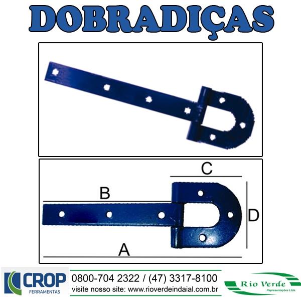 Dobradiças - Crop