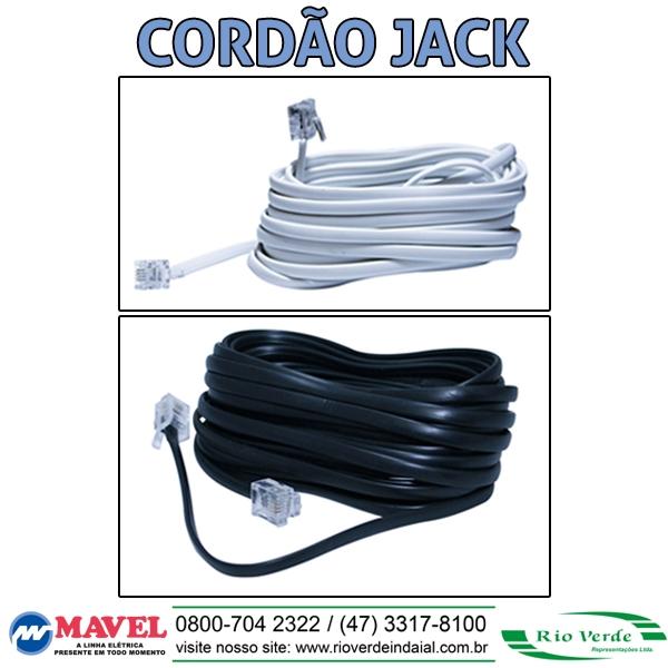 Cordão Jack - Mavel
