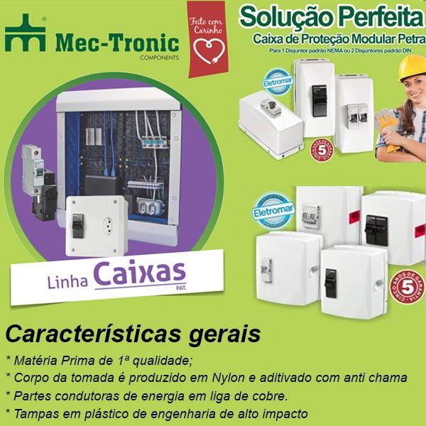 Mectronic-Eletromar - Linha Caixas