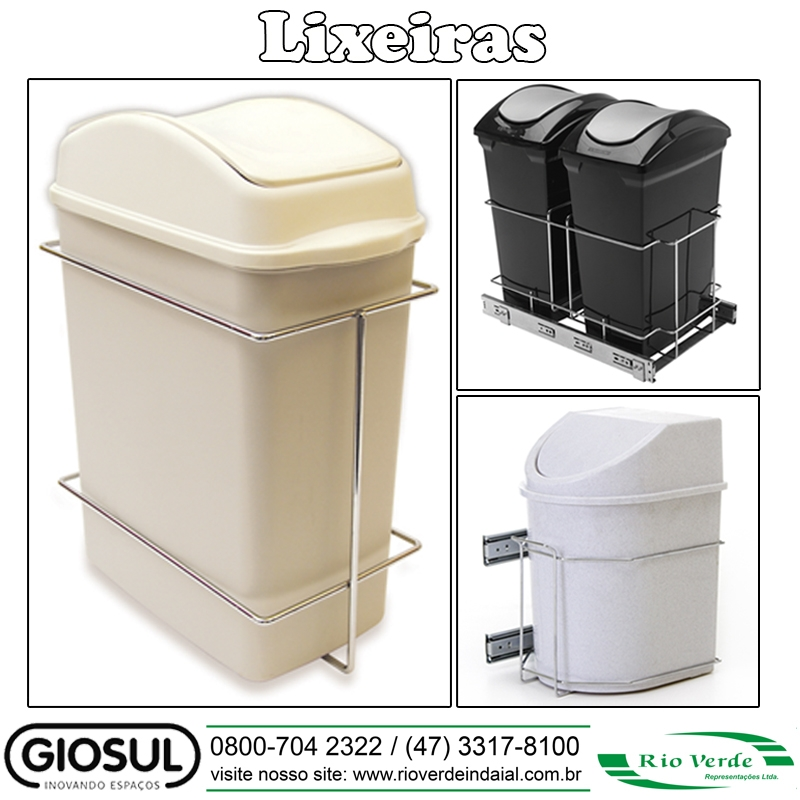 Lixeiras - Giosul