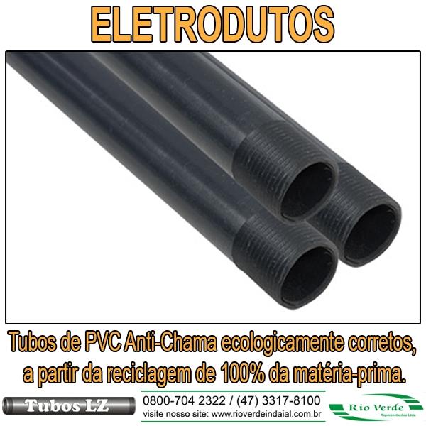 Eletrodutos Roscável - Tubos LZ