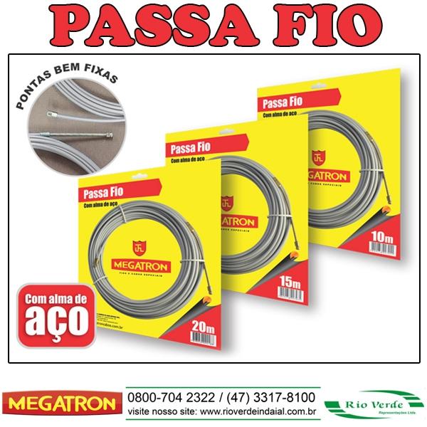 Passa Fio - Megatron