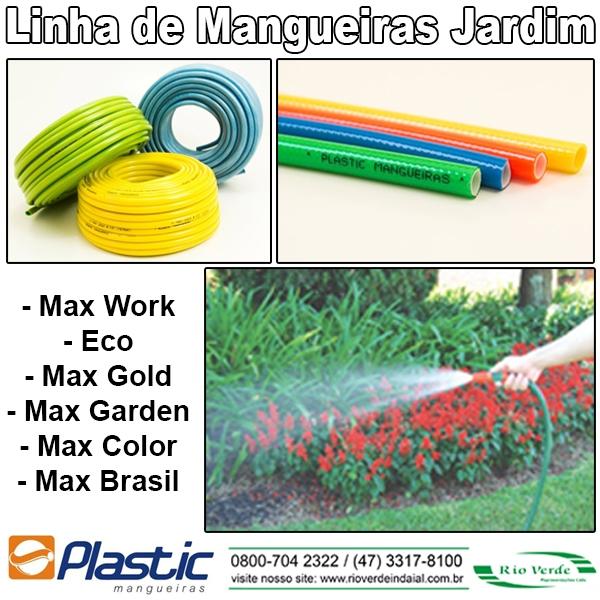 Mangueira Jardim - Plastic Mangueiras