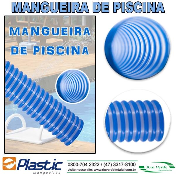 Mangueira Piscina - Plastic Mangueiras