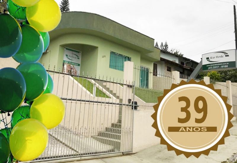 Aniversário Rio Verde Representações